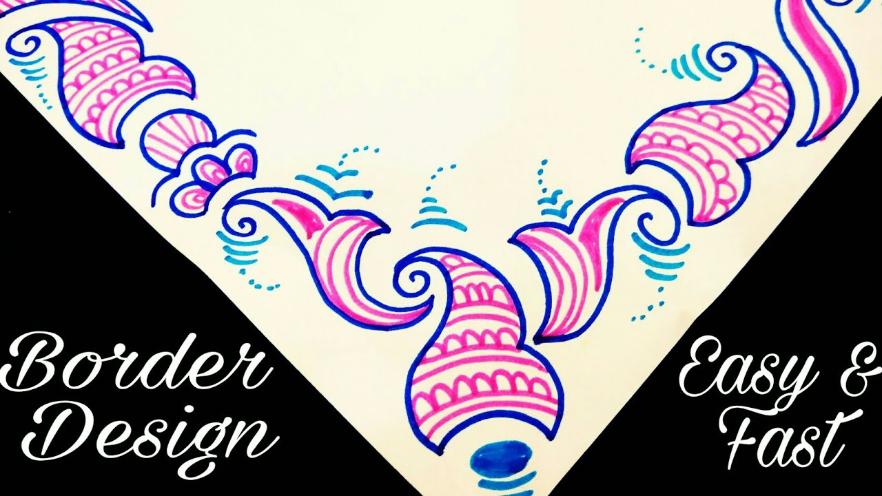 border designs on paper project file design ideas project file