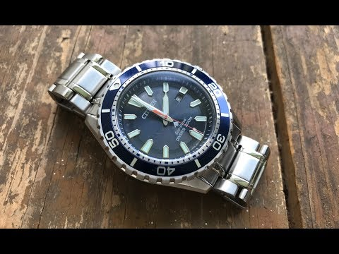 The Citizen BN-0191 Promaster Diver Wristwatch: The Full Nick Shabazz Review
