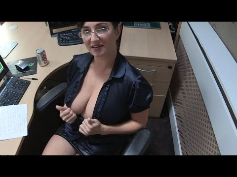 Big bo*bs boss. DOWNBLOUSE & FETISH thumbnail