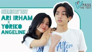 BAPER Ari Irham dan Yoriko Angeline Saling Tahu Hobi dan Makanan Favorit