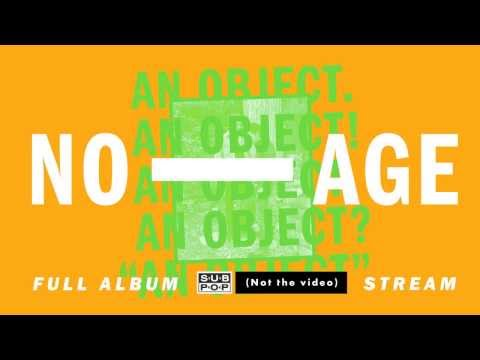 No Age - An Object [FULL ALBUM STREAM]