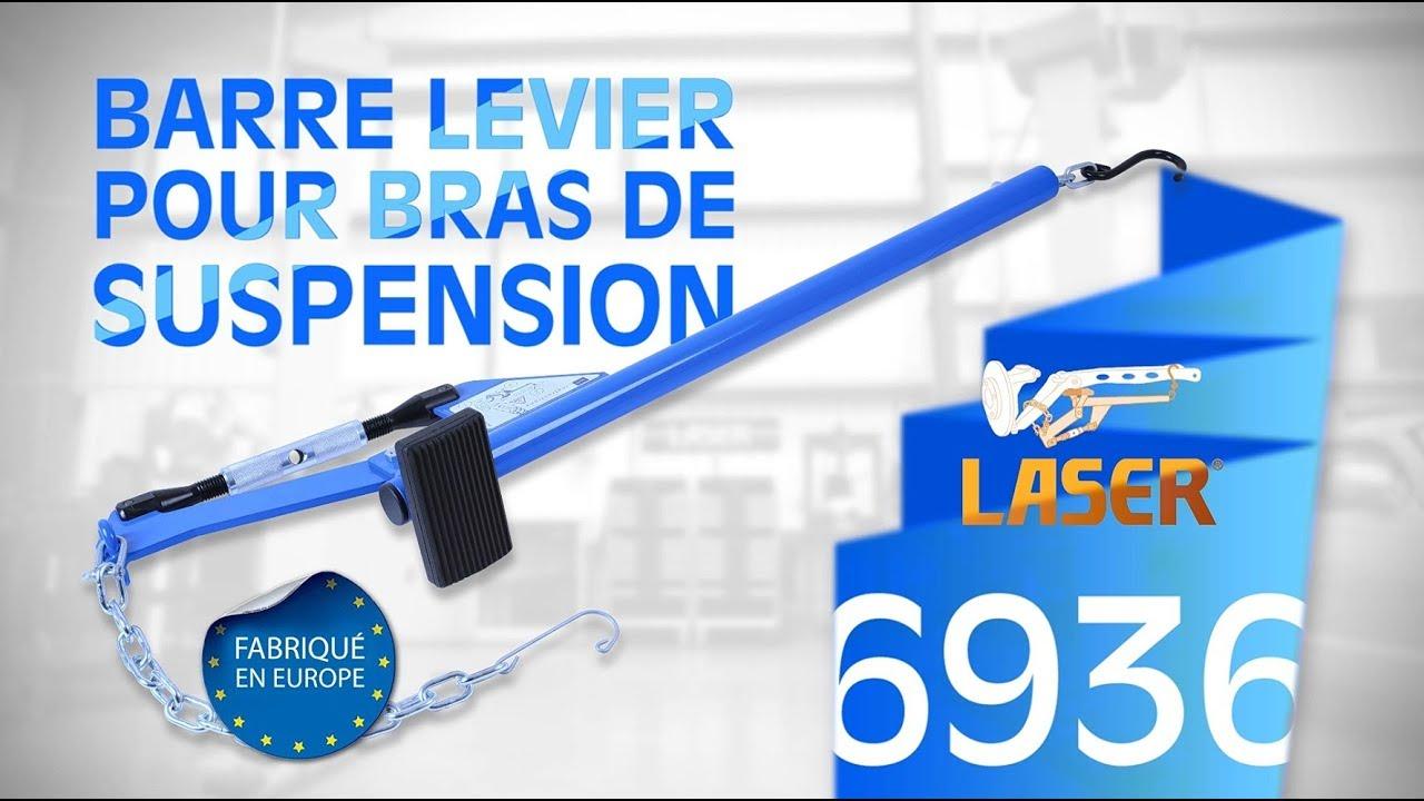 6936 lasertools barre levier pour bras de suspension youtube. Black Bedroom Furniture Sets. Home Design Ideas
