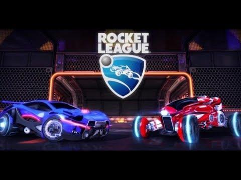 Rocket league: Мои голы и скиллы #4