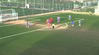 [터키전훈] 키르키스탄 국가대표팀과의 연습경기