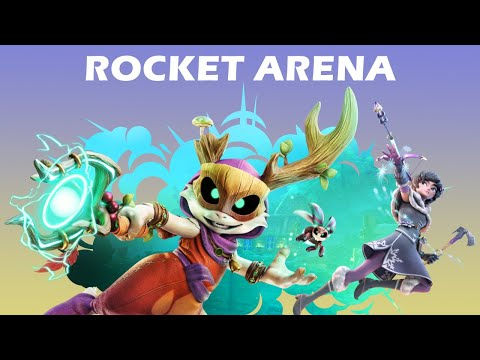 ROCKET ARENA - Quand EA transforme l'or en plomb...
