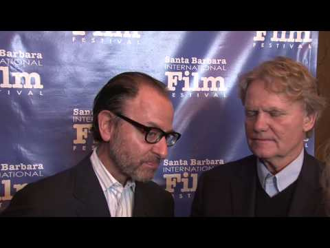 "2014 SBIFF - ""Mission Blue"" Directors Fisher Stevens & Robert Nixon Interview"