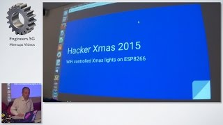 Wifi Controlled Xmas Lights on ESP8266 - Hackware
