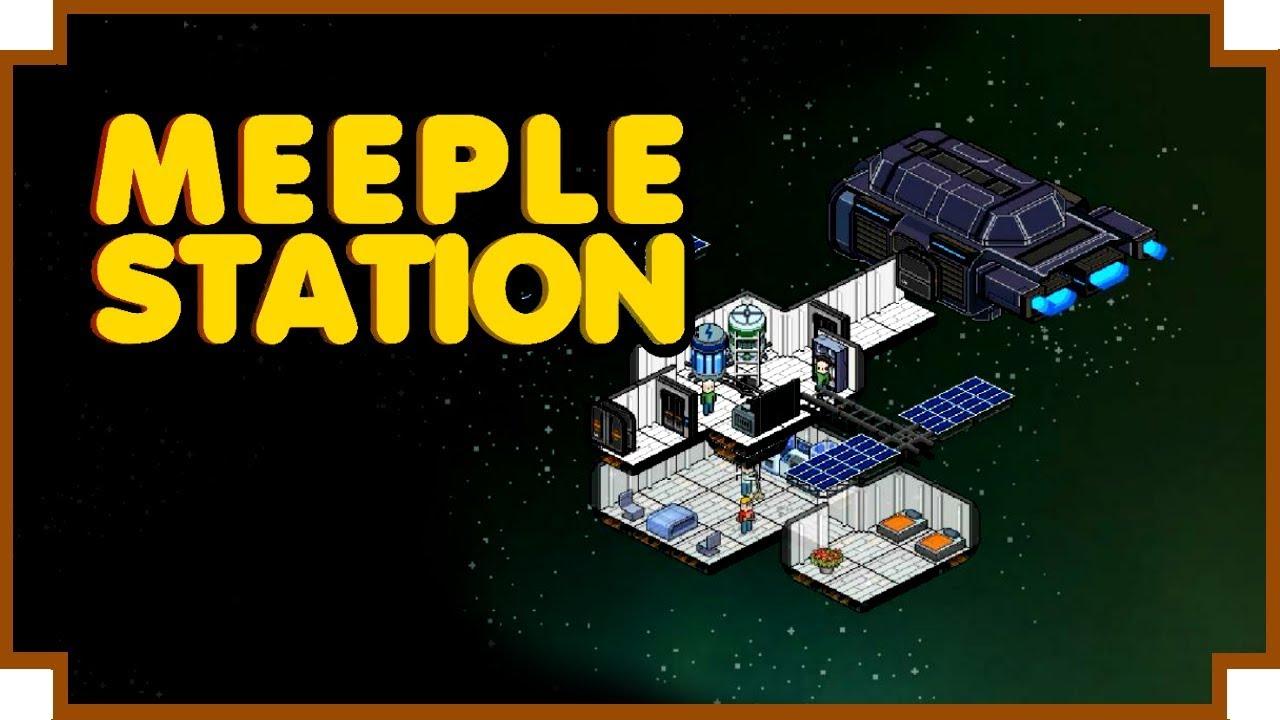Meeple Station Bilgisayar Oyununu Türkçe İndir
