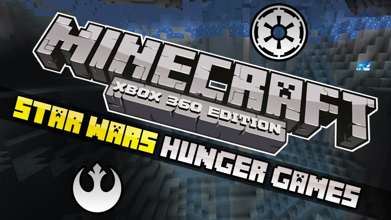 Xbox 360 Hunger Games : Minecraft xbox edition star wars hunger games map w