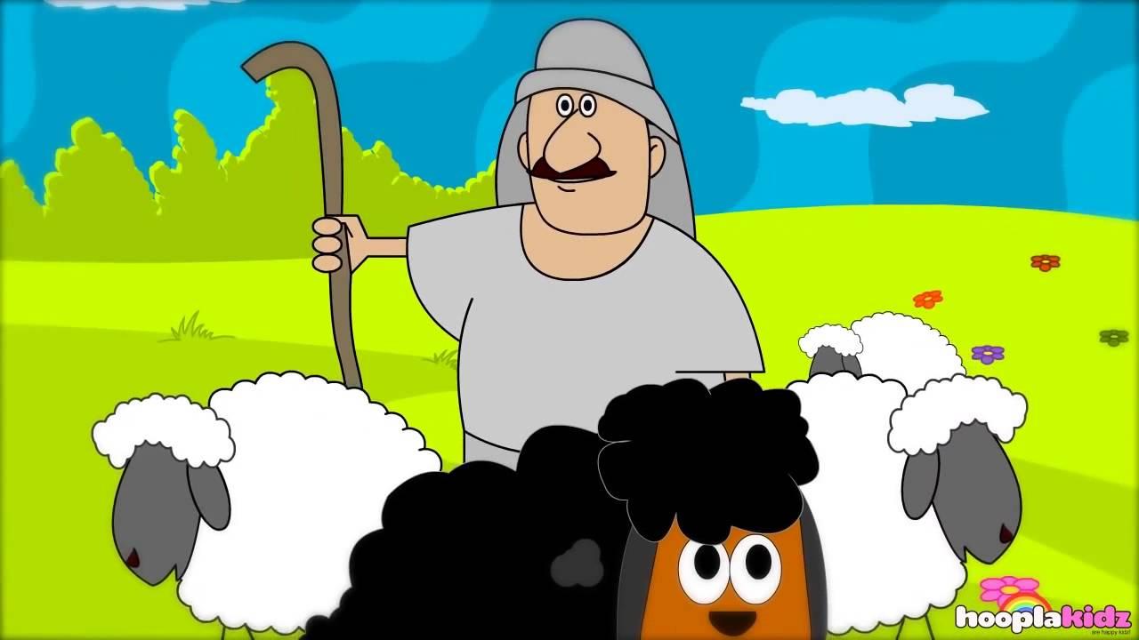 baa baa black sheep hooplakidz
