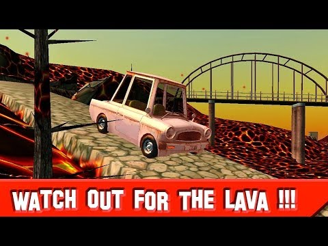 5d29815ac0aa The Floor is Lava Cars Edition - Android Gameplay HD - YouTube