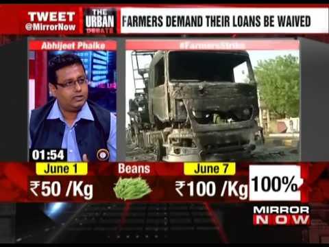 Tamil Nadu's Farmers Demands – The Urban Debate (June 7)