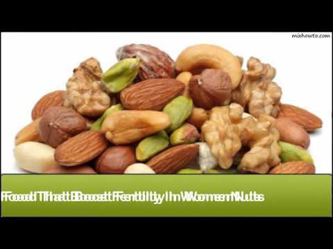 Foods That Boost Fertility In Men And Women