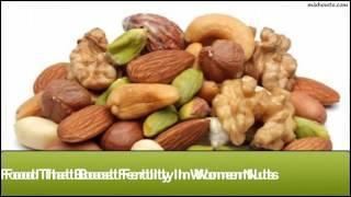Foods That Boost Fertility In Men And Women