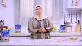 فريك بقطع الدجاج - لوبيا بالثوم والليمون - شوربة الدجاج #علي_قد_الايد #نجلاء_الشرشابي #cbcsofra