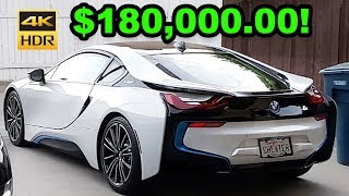 2020 BMW i8 Car Review | $180,000 Sports Vehicle!