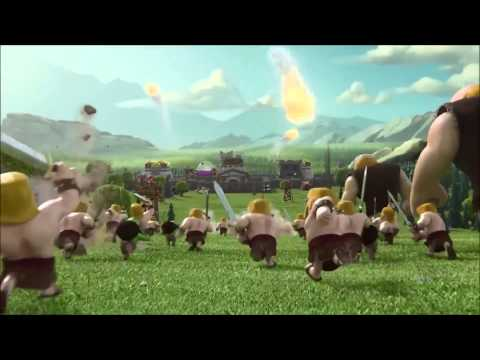 Clash Of Clans   New Official TV Commercial   September 2014Preparation & Magic Trailer 2014