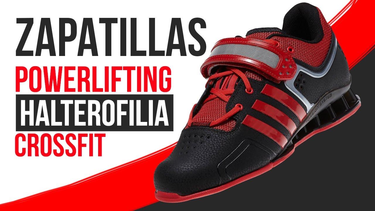 zapatos de separación 22a19 91364 10 MEJORES 💪 Zapatillas Halterofilia 💪 para Levantar Más y Más Peso