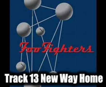 Foo Fighters - New Way Home