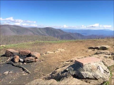 NC Appalachian Trail: Siler Bald Shelter to Wayah Gap