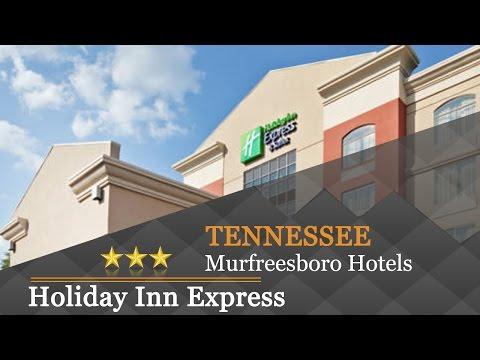 Holiday Inn Express Murfreesboro Central - Murfreesboro Hotels, Tennessee