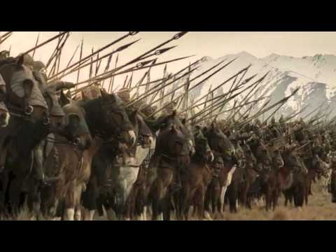 The Battle of the Pelennor Fields - only music, no sound