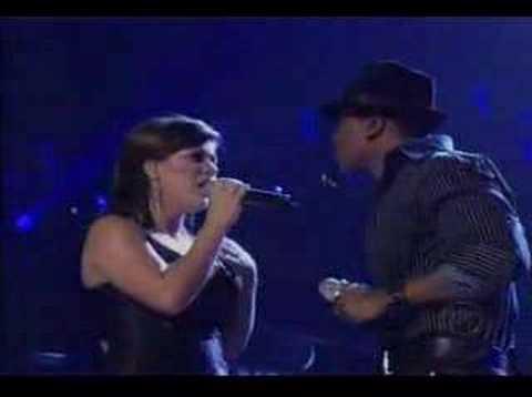 Kelly Clarkson & Alexandre Pires - Amame