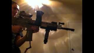 It Tippmann X7c Scar