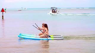 Hawaii Paddle Boarding  - Water Fun Awaits