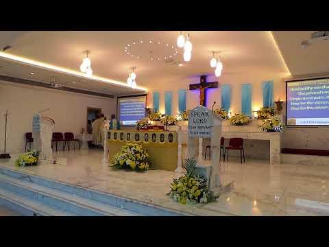 Recessional Hymn OLPH-Church Fujairah