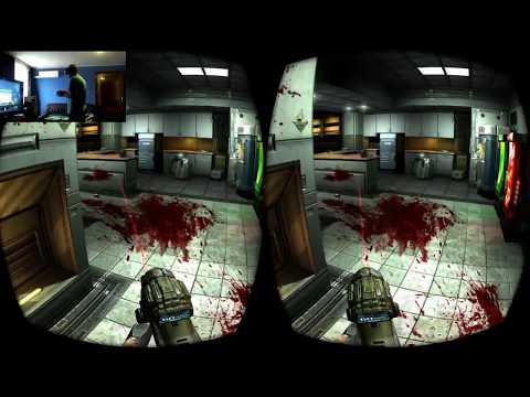 Doom 3 BFG Edition (VR mod) Oculus rift!