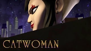Karai/Miwa - Catwoman Soundtrack - TMNT 2012 ♫