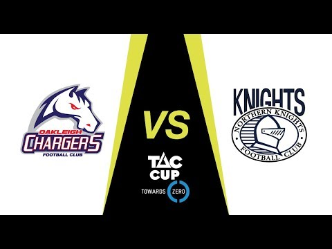 TAC Cup Finals: Oakleigh Chargers v Northern Knights