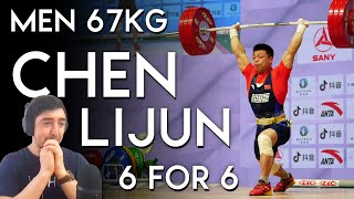 M67kg  Highlights REACTION  w/ Seb \u0026 Josh | Asian Weightlifting Championships