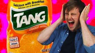Irish People Taste Test American Tang