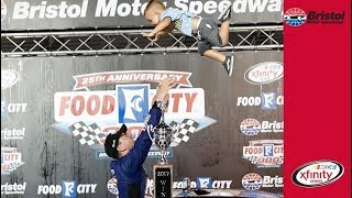 Rowdy gets win number two on the week at Bristol