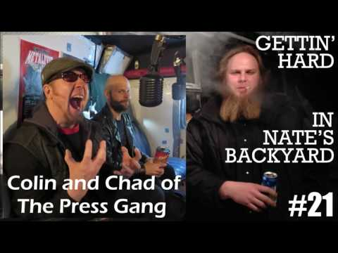 GH #21 w/ Colin and Chad of The Press Gang