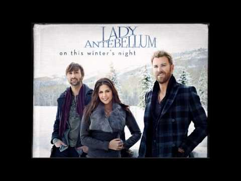 Lady Antebellum - Silent Night (Lord of My Life)