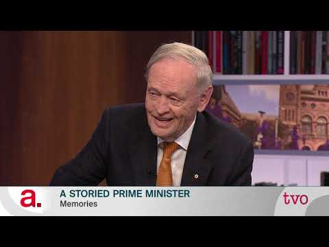 A Storied Prime Minister