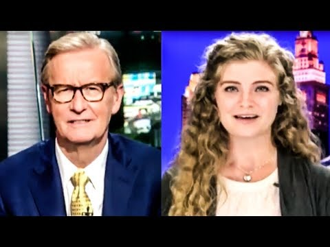 Steve Doocy DUMBFOUNDED By Idiocy Of Pro-Gun College Student