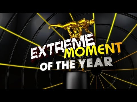 Extreme Moment of the Year: 2015 WWE Slammy Awards - Tonight Live on Raw