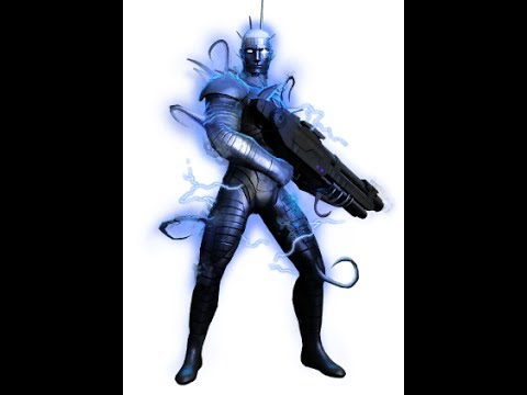 Marvel Heroes 2016 Cable Techno Organic Virus