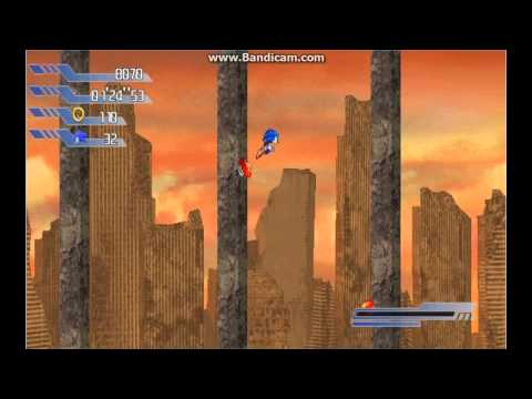 Sonic the Hedgehog 2D - Crisis City - S Rank