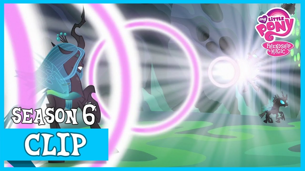 Download Defeating Queen Chrysalis (To Where and Back Again) | MLP: FiM [HD]