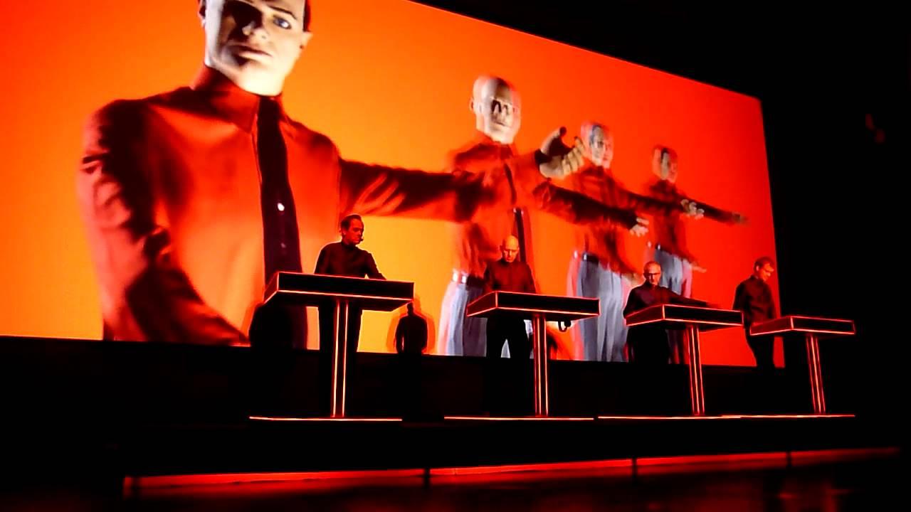 Kraftwerk 3D: The Robots Live 13-10-2011 - YouTubeKraftwerk 3d