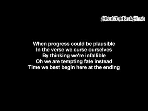 Pearl Jam - Infallible   Lyrics on screen   HD