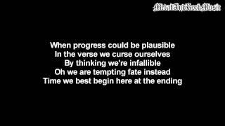 Pearl Jam - Infallible | Lyrics on screen | HD