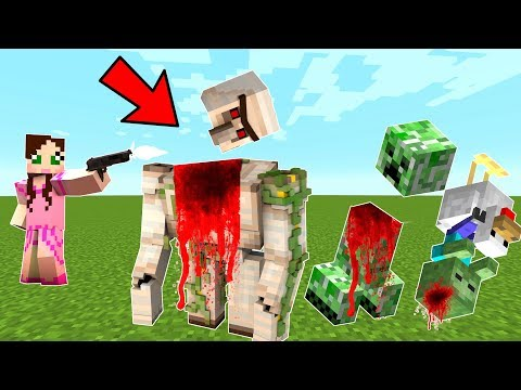 Minecraft: IMPOSSIBLE TOWER DEFENSE! (1000s OF MOBS VS YOU!) Modded Mini-Game