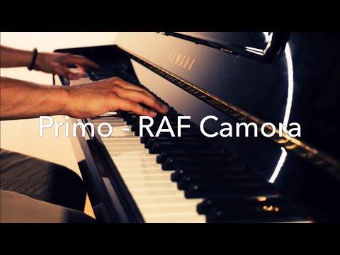 PRIMO - RAF CAMORA Piano cover (4K)