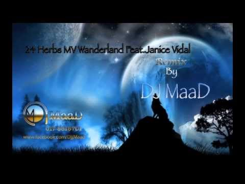 廿四味 24Herbs MV Wonderland Feat 衛蘭 Janice Vidal 1(Remix Dj MaaD)